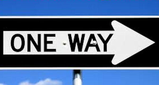 One Way 4